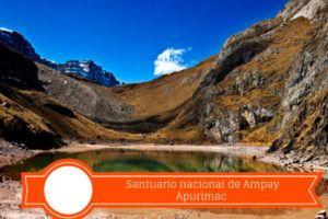 santuario nacional ampay apurimac