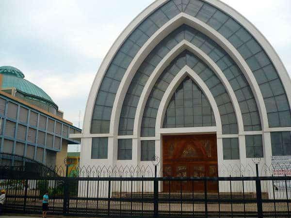 Catedral de la Inmaculada de pucallpa