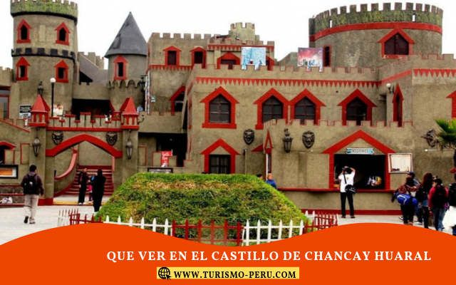 atractivos del castillo de chancay