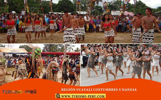 danzas tipicas de ucayali carnaval ucayalino