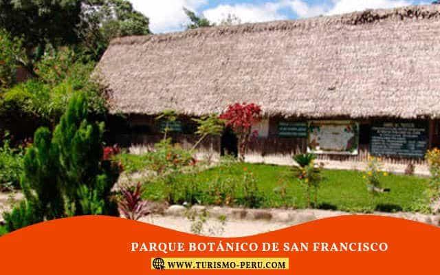 parque botanico de san francisco