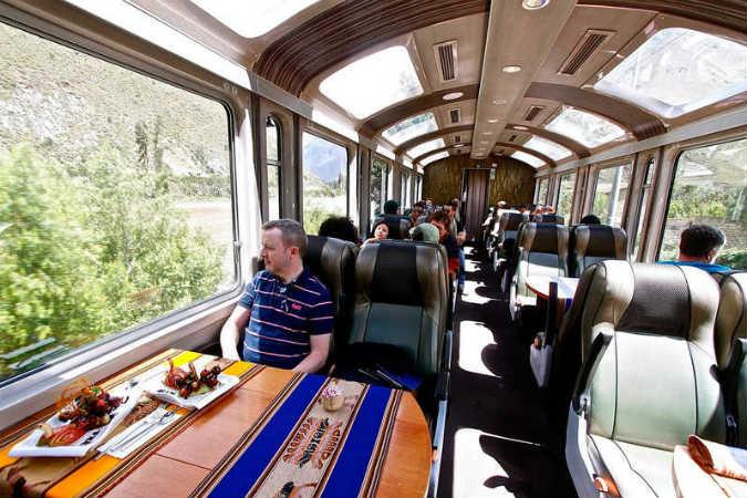 tren tour a Machu Picchu