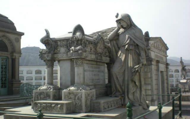 El Museo Cementerio General Presbítero Matías Maestro