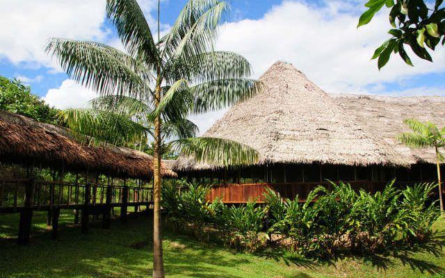 lugares turisticos de Iquitos Pacaya Samiria