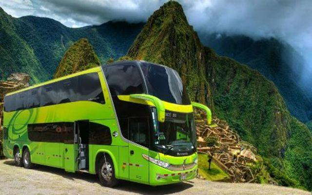 buses para machu picchu