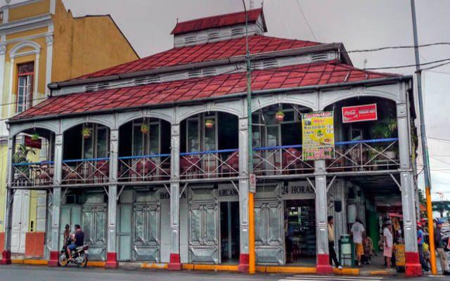 casa de fierro Iquitos destinos turisticos de iquitos