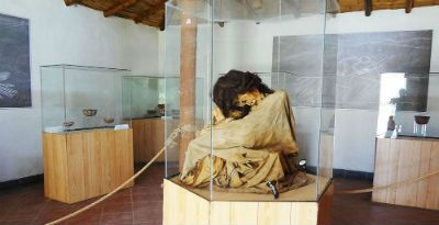 turismo-peru Museo de Maria Reiche