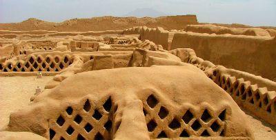 sitios arqueológicos del Perú