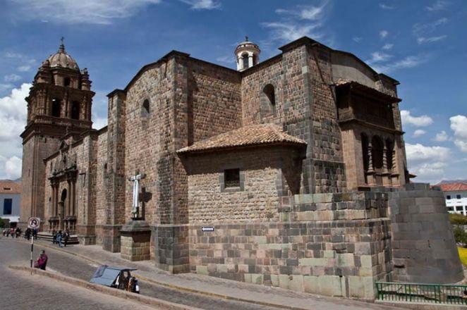 convento de santo domingo cuzco