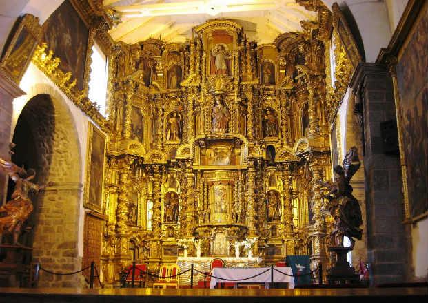 templo de san blas cusco