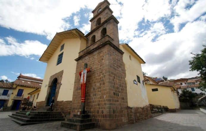 Templo San Blas