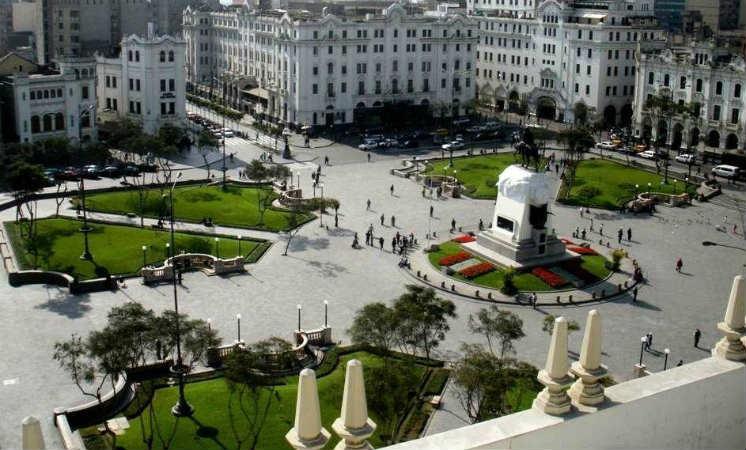Plaza Sana Martín
