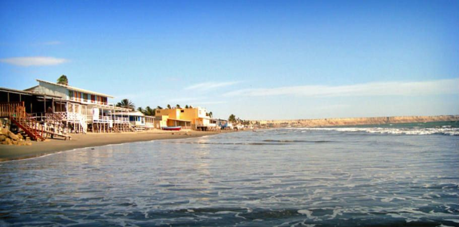 playas colan mancora