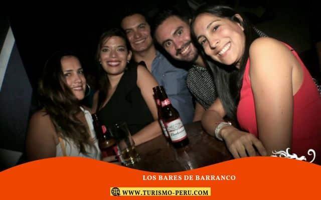 de noche en barranco los mejores bares de barranco