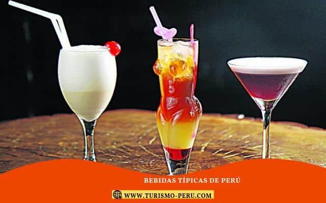 bebidas tipicas de peru