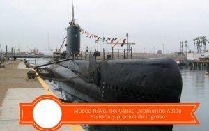 como llegar al museo submarino abtao callao peru