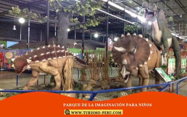 parque de la imaginacion para niños