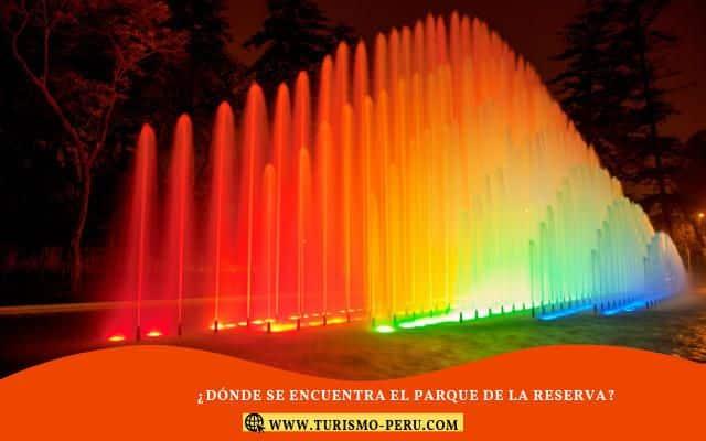 parque de las aguas
