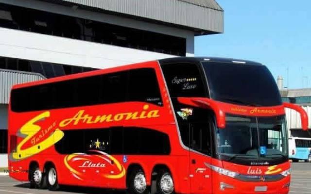 viajes a churin bus armonia