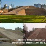 Huaca Huallamarca atractivos turísticos de Lima
