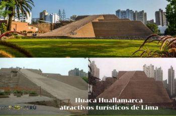 huaca huallamarca Lima