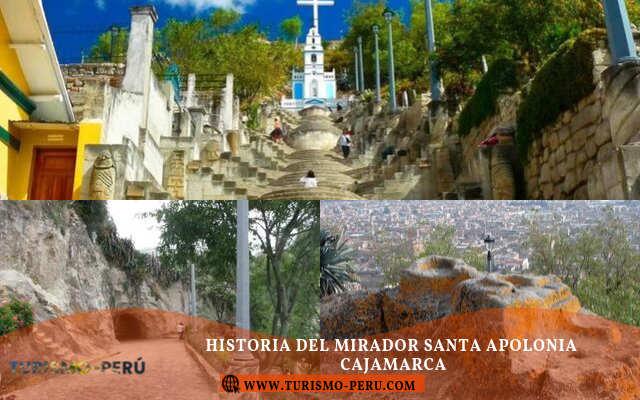 leyenda del cerro santa apolonia cajamarca peru