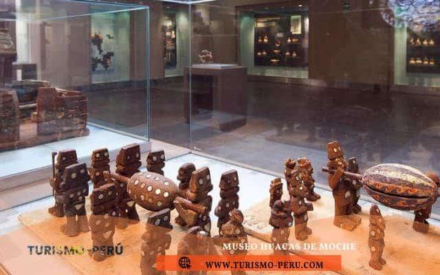 museos huacas de moche