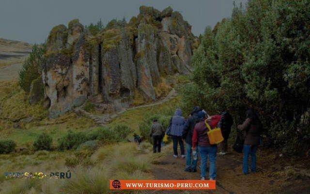 complejo arqueologico bosque de piedras cumbemayo cajamarca