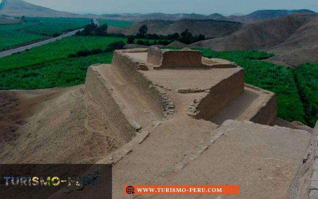 tour en la fortaleza de paramonga pativilca