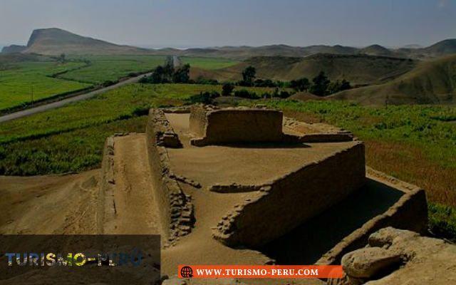 donde se ubica la fortaleza de paramonga
