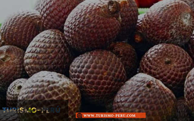 frutas tipicas de loreto