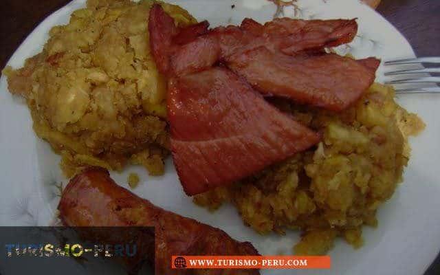 platos tipicos de loreto