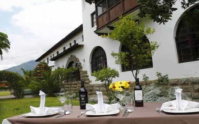 Hoteles económicos en Abancay
