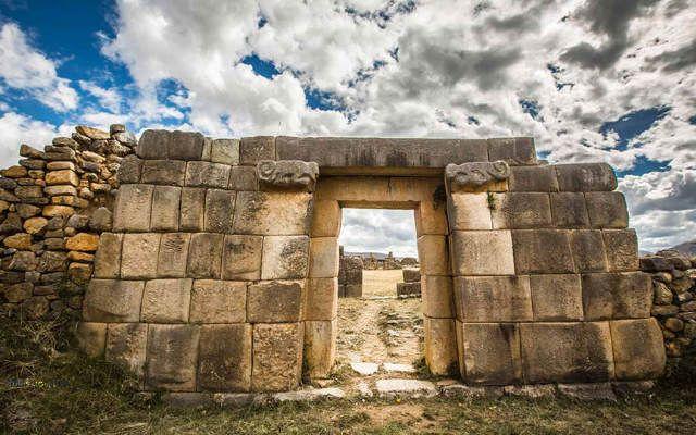sitio arqueológico huanucopampa