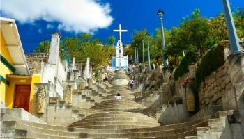 como llegar al cerro santa apolinia