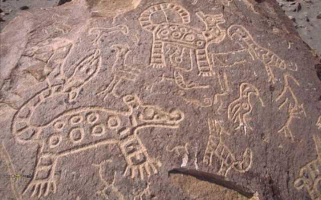 complejo petroglifo toro muerto arequipa