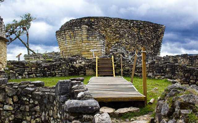 fortaleza de kuelap chachapoyas peru