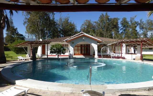 hotel spa laguna seca cajamarca