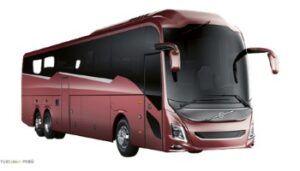 rutas y buses para viajar
