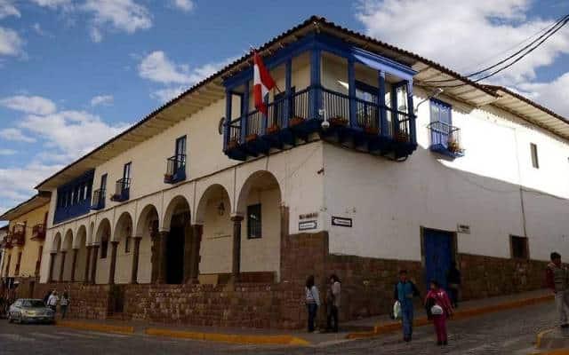 Casa del inca Garcilaso de la Vega