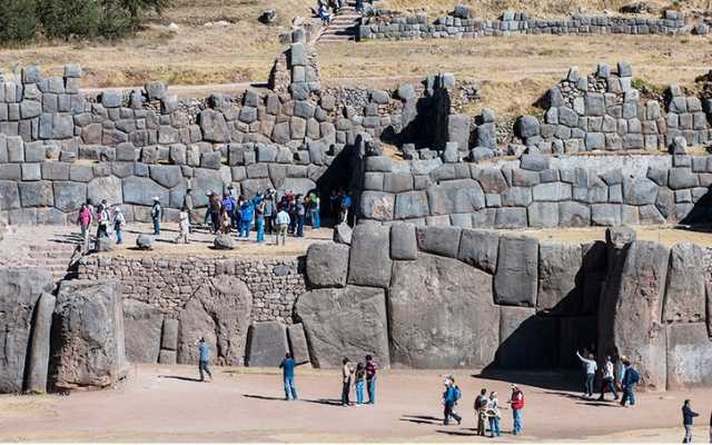 Complejo arqueologico Sacsayhuaman