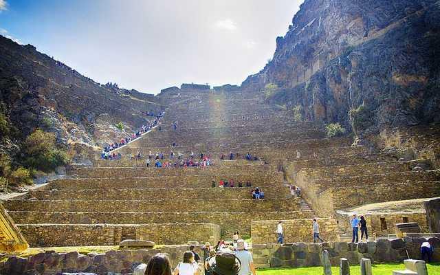 Ollantaytambo turismo