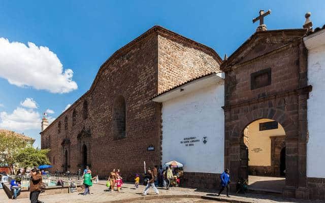 Templo y Convento Santa Catalina