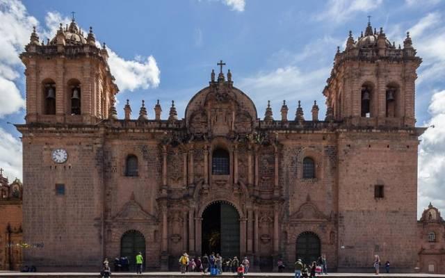 la catedral de Cusco