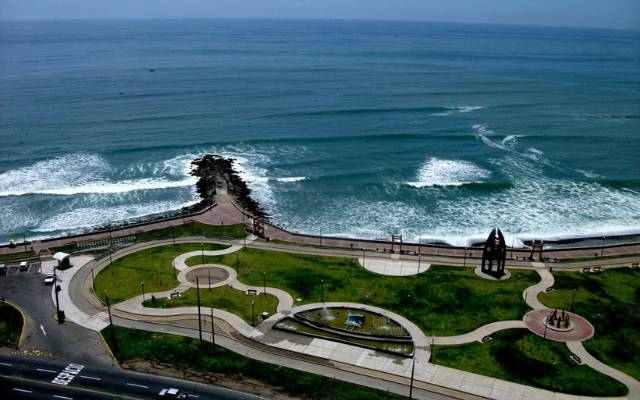 playas de lima miraflores
