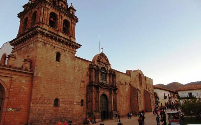 templo convento de la merced cusco
