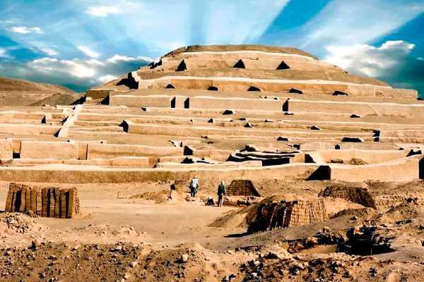 centro ceremonial cahuachi nazca