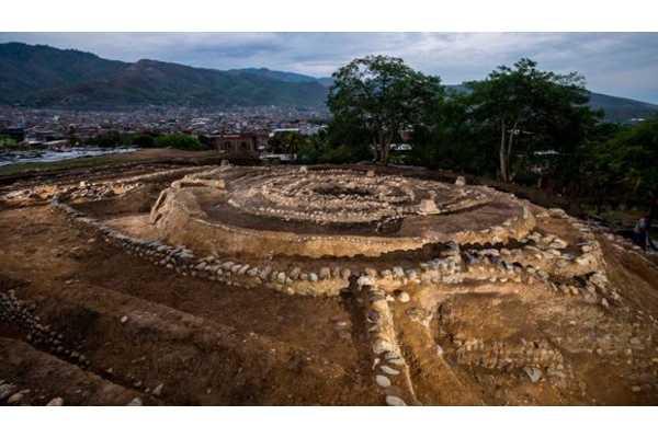 el templo de montegrande jaen peru