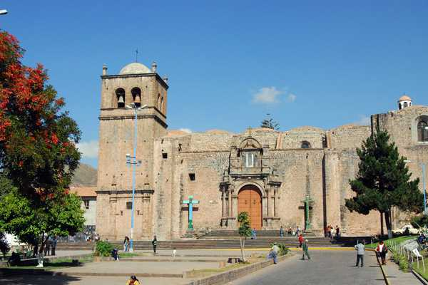 templo de San Francisco de Cusco